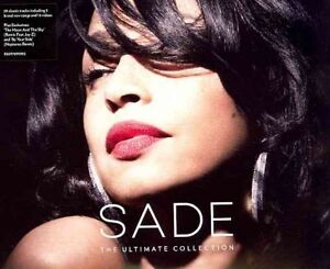 Sade-The-Ultimate-Collection-2xCD-DVD-Box-Set-NEW-SEALED