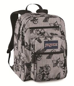 JanSport Big Student 34L Backpacks - Black for sale online  8b7f0ee1d1b9c