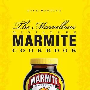 NEW The Marvellous Miniature Marmite Cookbook (Storecupboard Cookbooks)