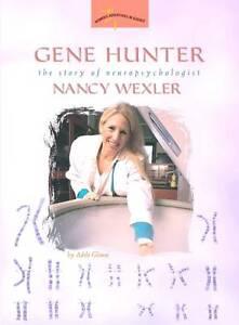 Gene Hunter, Adele Glimm