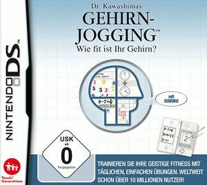 Dr. Kawashimas Gehirn-Jogging (Nintendo DS) - <span itemprop=availableAtOrFrom>Leibnitz, Österreich</span> - Dr. Kawashimas Gehirn-Jogging (Nintendo DS) - Leibnitz, Österreich