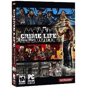 CRIME-LIFE-GANG-WARS-Konami-PC-Gangster-Game-NEW-in-BOX