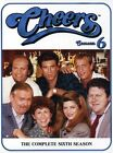 Cheers - The Complete Sixth Season (DVD, 2005, 4-Disc Set)