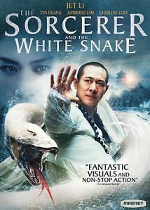 The sorcerer and the white snake jet li eva huang dvd 2013 ws image is loading the sorcerer and the white snake jet li voltagebd Gallery