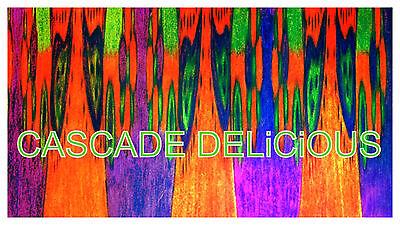 CASCADE DELiCiOUS
