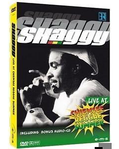 +++ NEU & OVP +++Shaggy Recorded live at Chiemsee Reggae Summer 1998 DVD & CD