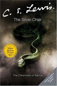 The Silver Chair by C s Lewis Chronicles of Narnia New