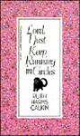 Lord, I Just Keep Running in Circles, Ruth H. Calkin, 0842338284