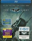 The Dark Knight (Blu-ray Disc, 2012, Ultraviolet; Steelbook)