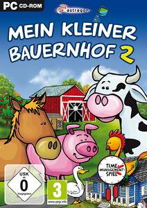 Mein kleiner Bauernhof 2 (PC, 2011, DVD-Box)