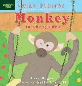 Monkey (Wild Things!), Regan, Lisa, 1408179407, New Book