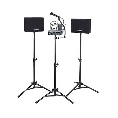 A Singer's Guide to Buying a PA System