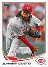 Johnny Cueto Lot Baseball Cards