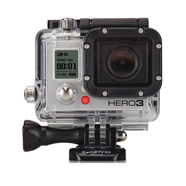 GoPro Hero 3 als Helmkamera – Hightech für tolle Actionaufnahmen