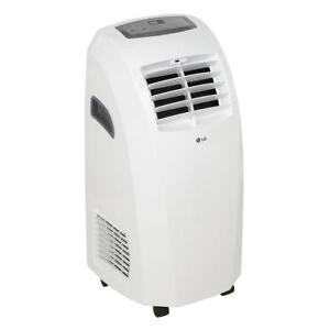 LG LP0910WNR 9000 BTU Portable Air Condi...