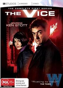 The Vice : Series 1 (DVD, 2012, 2-Disc Set) BRAND NEW SEALED