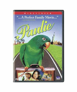 PAULIE  (DVD, 1999, Standard and Letterboxed) NEW