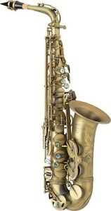 The alto saxophone is a must have in any saxophone quartet and in most