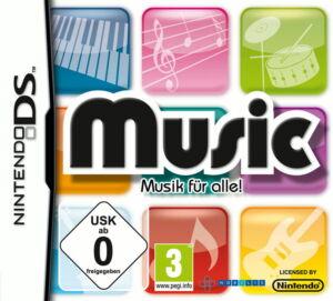 MUSIC - Musik für alle! - USK 0 - Nintendo DS - NEU & OVP