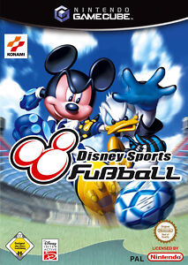 Disney Sports: Fussball für GC, Gamecube