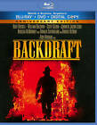 Backdraft (Blu-ray/DVD, 2011, 2-Disc Set, With Tech Support for Dummies Trial)