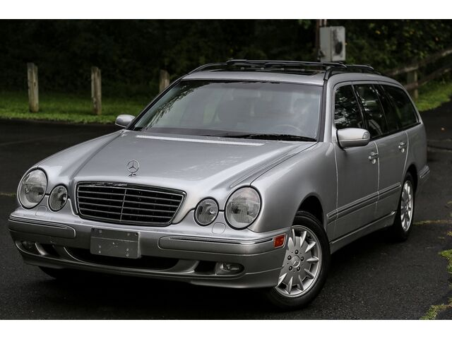 2000 mercedes benz e320 wagon 4matic awd 1 owner dealer for 2000 mercedes benz e320 wagon