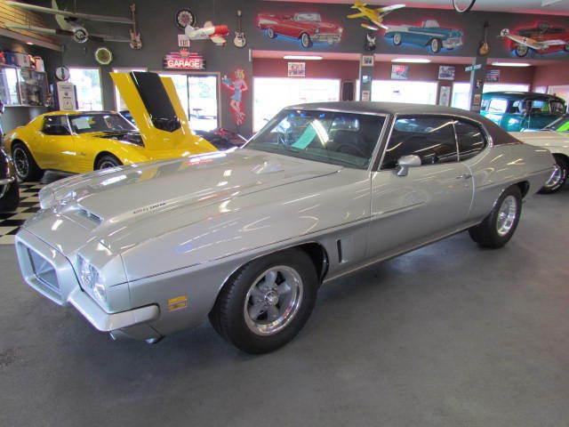 1972 Pontiac Gto 4 Speed Phs Documentation Used Pontiac