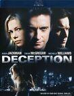 Deception (Blu-ray Disc, 2008, Checkpoint; Sensormatic; Widescreen)