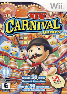 Carnival Games for Your Nintendo Wii