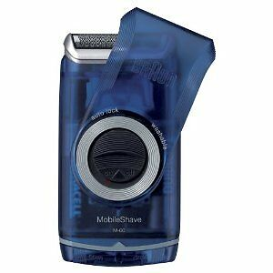 Braun POCKET SHAVER M-60 Electric Shaver