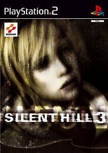 Silent Hill 3 (Sony PlayStation 2) PS2 Spiel in OVP, PAL, CIB, TOP,
