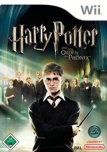 Harry-Potter-und-der-Orden-des-Phoenix-Nintendo-Wii-2007-DVD-gut-erhalten