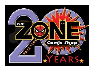 Zone Comic Shop