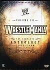 WWE - Wrestlemania Anthology: Vol. 3 (DVD, 2005, 5-Disc Set)