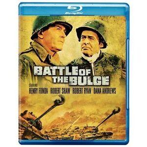 Battle Of The Bulge Blu-ray Disc, 2007  - $5.99