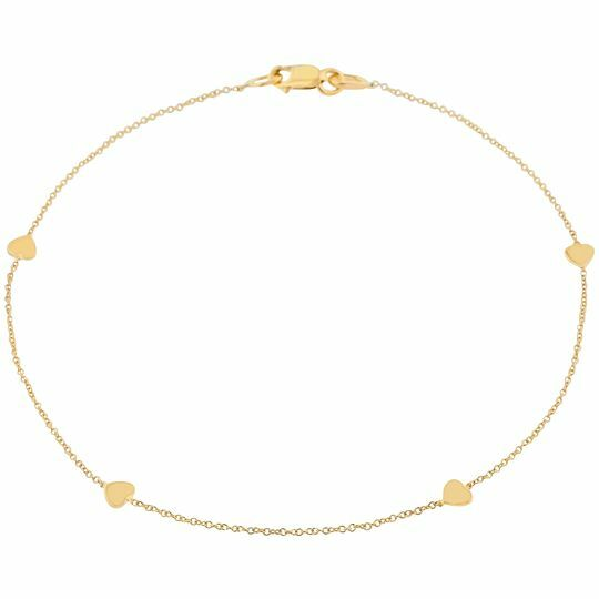 Gold Ankle Bracelet Buying Guide
