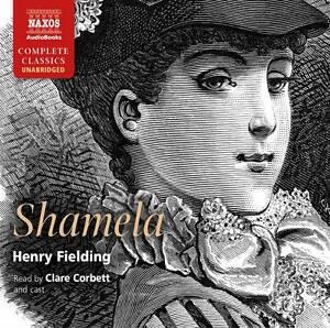 HENRY FIELDING-FIELDING:SHAMELA CD NEW