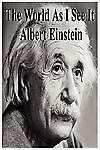 The World As I See It, Albert Einstein, 1599869659