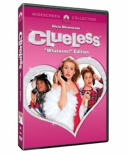 "Clueless (DVD, 2005, Widescreen ""Whateve..."