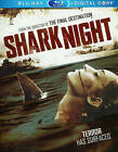 Shark Night (Blu-ray Disc, 2012)