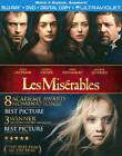 Les Mis�rables (Blu-ray/DVD, 2013, 2-Disc Set, Includes Digital Copy; UltraViolet)