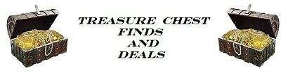 Treasure Chest Finds and Deals