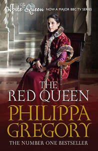The-Red-Queen-Cousins-War-2-Gregory-Philippa-Paperback-Book-Good-97814