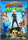 Monsters vs. Aliens (DVD, 2009)