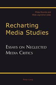 Recharting Media Studies  9783039110155