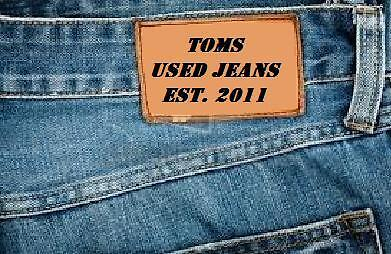 Tom's Gently Used Jeans