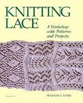 Knitting Lace, Susanna Lewis, 0942391527