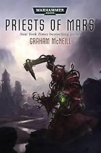 Priests of Mars (The Adeptus Mechanicus)-ExLibrary