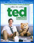 Ted (Blu-ray Disc, 2012, 2-Disc Set, Unrated; Includes Digital Copy; UltraViolet)