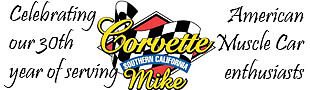 Corvette Mike Southern California